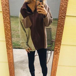 Caramel Hazel Pullover